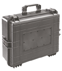 Basic Cases - Valises plastique resistantes
